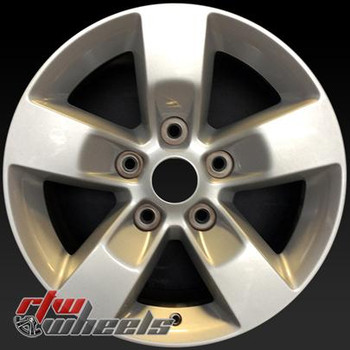 17 inch Dodge Ram  OEM wheels 2448 part# 1UB12GSAAA