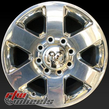 18 inch Dodge Ram 2500 3500  OEM wheels 2474 part# 1UD27AAAAA, 1UD27AAAAB