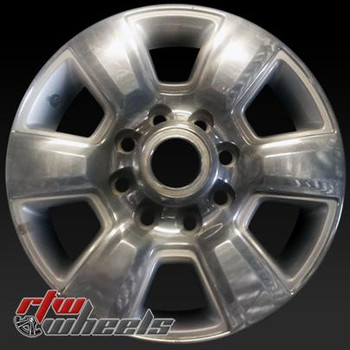 18 inch Dodge Ram 2500 3500  OEM wheels 2475 part# 1VQ87GSAAA