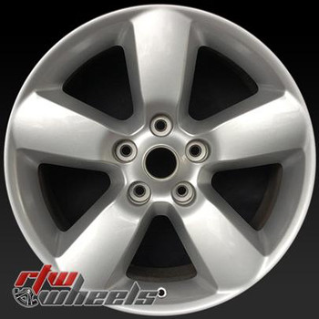 20 inch Dodge Ram 1500  OEM wheels 2495 part# 1UB17DX8AB, 1UB17RXFAC