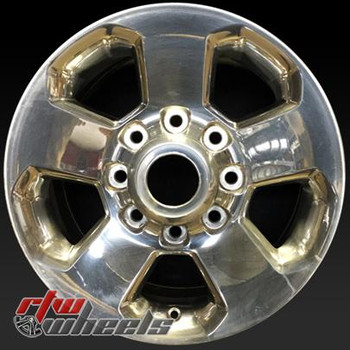 17 inch Dodge Ram 2500 3500  OEM wheels 2498 part# 5PL24AAAAA