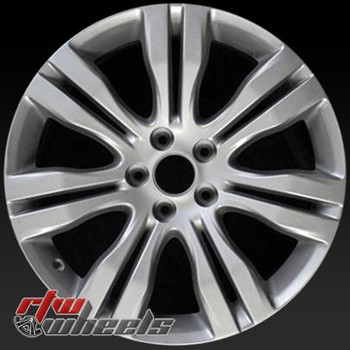 18 inch Chrysler 200  OEM wheels 2512 part# 1WM47XZAAA, 1WM47XZAAB