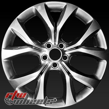 19 inch Chrysler 200  OEM wheels 2515 part# 1WM50LSTAA