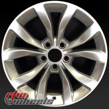 17 inch Chrysler 300  OEM wheels 2535 part# 5PQ10XZAAA 5PQ10TRMAA