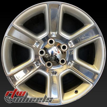 20 inch Dodge Ram 1500  OEM wheels 2561 part# 1VR95AAAAA