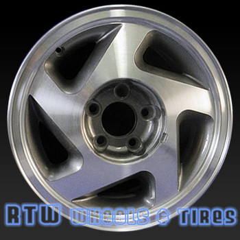15 inch Ford Bronco  OEM wheels 3008 part# F1TZ1007B, F47Z1007C