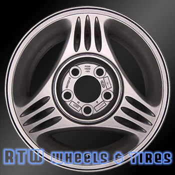15 inch Ford Mustang  OEM wheels 3087 part# F4ZZ1007A, F4ZC1007BA
