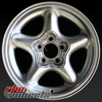 16 inch Ford Mustang  OEM wheels 3088 part# F6ZZ1007MA, F4ZC1007GA, F6ZC1007MA