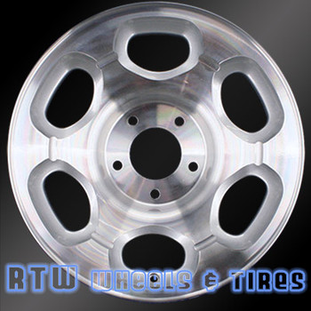 17 inch Lincoln Navigator  OEM wheels 3280 part# F85Z1007TA, F85A1007TA