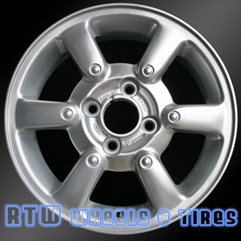 15 inch Ford Contour  OEM wheels 3299 part# F8RZ1007HA, 96BB1007AA, V96BB1007AA