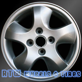15 inch Mercury Cougar  OEM wheels 3301 part# F8RZ1007CA, 98BG1007BA, 98BG1007BC