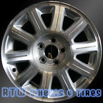 16 inch Lincoln Continental  OEM wheels 3409 part# YF2Z1007DA