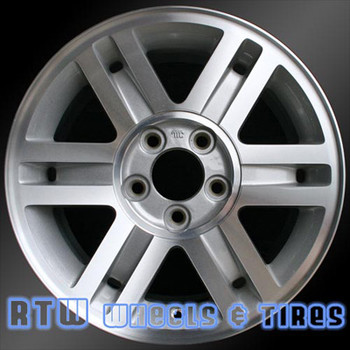 16 inch Mercury Mountaineer  OEM wheels 3457 part# 3L2Z1007TC, 1L241007EE, 3L241007TA, 3L241007TC