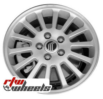 16 inch Mercury Sable  OEM wheels 3485 part# 2F4Z1007BA, 2F4J1007AA