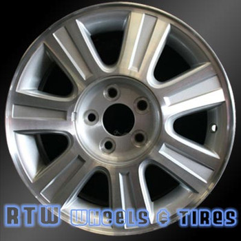 16 inch Ford  Taurus  OEM wheels 3506 part# 4F1Z1007BA, 4F1310007BA
