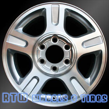 17 inch Ford Expedition  OEM wheels 3516 part# 2L1Z1007BB, 2L141007BJ, 2L141007BK