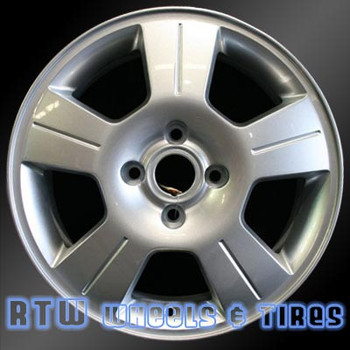 16 inch Ford Focus  OEM wheels 3530 part# 3S4Z1007AB, 3S411007AB