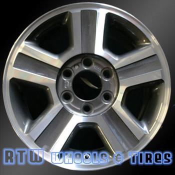 17 inch Ford F150  OEM wheels 3554 part# 4L3Z1130BA, 4L341007AE