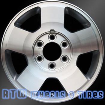17 inch Ford F150  OEM wheels 3556 part# 4L3Z1007GB, 5L3Z1007GA