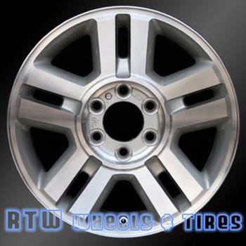 18 inch Ford F150  OEM wheels 3559 part# 4L3Z1007DA, 4L341007DA, 4L341007DB