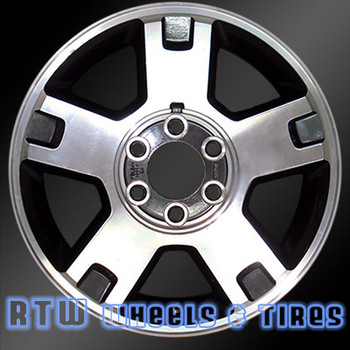 18 inch Ford F150  OEM wheels 3560 part# 4L3Z1007CA, 5L3Z1007DA