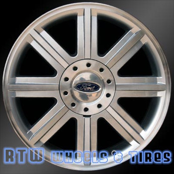 18 inch Ford 500  OEM wheels 3581 part# 5G1Z1007BA, 5G131007BA