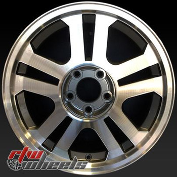 17 inch Ford Mustang  OEM wheels 3590 part# 4R3Z1007JA, 4R331007JE