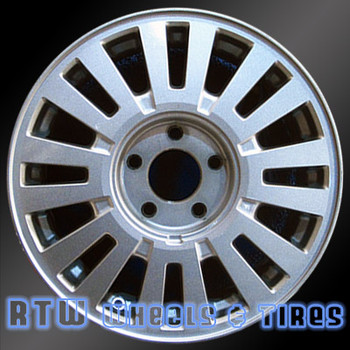 16 inch Mercury Grand Marquis  OEM wheels 3630 part# 6W3Z1007AA,  6W331007AA, 6W331007AB
