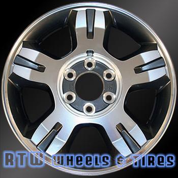 18 inch Ford F150  OEM wheels 3663 part# 7L3Z1007K, 7L3J1007AA