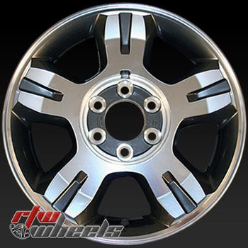 18 inch Ford F150  OEM wheels 3663 part# 7L3Z1007K, 7L3J1007AA