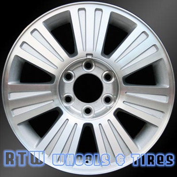 18 inch Lincoln Navigator  OEM wheels 3665 part# BL7Z1007B, 7L741007JB, 7L741007JC