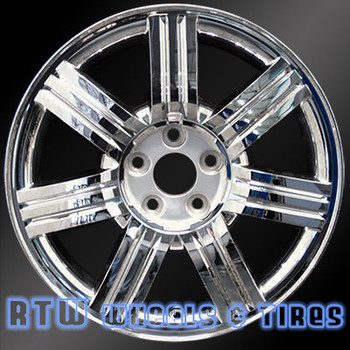 18 inch Ford  Taurus  OEM wheels 3695 part# 8G1Z1007C, 8G1J1007AA, 8G1J1007BA, 8G1J1007BB