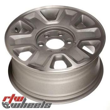 17 inch Ford F150  OEM wheels 3780 part# 9L3Z1007J, 9L3Z1007B