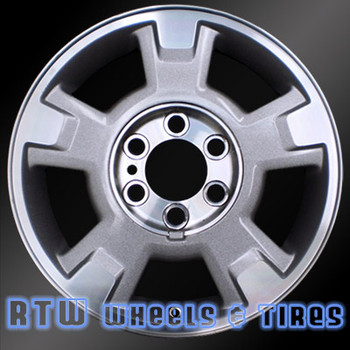 17 inch Ford F150  OEM wheels 3781 part# 9L3Z1007A, 9L341007EA, 9L341007EB