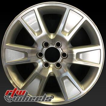 20 inch Ford F150  OEM wheels 3787 part# 9L3Z1007E, AL3Z1007G, 9L341007JA, 9L341007JB, AL341007JA