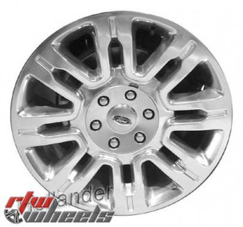 20 inch Ford   OEM wheels 3788 part# 9L3Z1007F, 9L341007LA, 9L341007LB