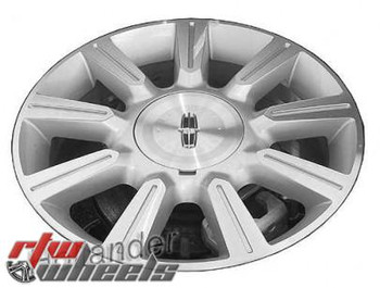 17 inch Lincoln MKZ  OEM wheels 3805 part# 9H6C1007AB