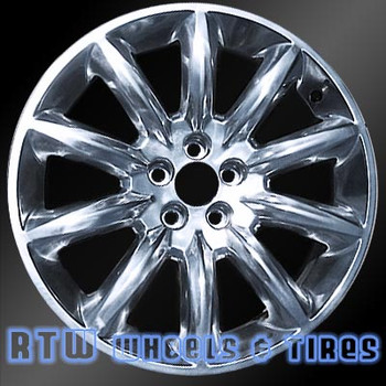 20 inch Lincoln MKT  OEM wheels 3825 part# AE9Z1007A, AE931007DA