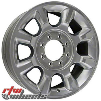20 inch Ford F250 F350  OEM wheels 3844 part# BC3Z1007C, BC341007CA