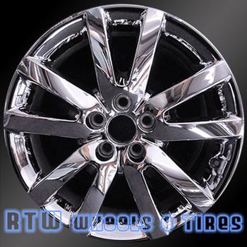 18 inch Ford Edge  OEM wheels 3849 part# BT4Z1007C