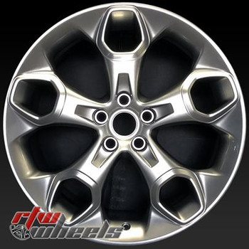 19 inch Ford  Escape  OEM wheels 3947 part# CJ5C1007D1A, CJ5C1007D1B, CJ5C1007D1C,  CJ5C1007G1A, CJ5C1007G1B