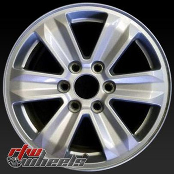 17 inch Ford F150  OEM wheels 3995 part# FL3Z1007A, FL341007AA