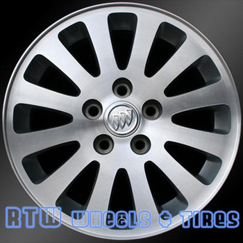 16 inch Buick Lucerne  OEM wheels 4013 part# 9596687