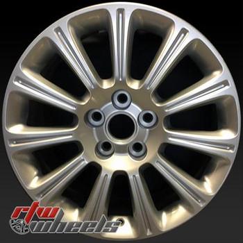 18 inch Buick Lacrosse  OEM wheels 4133 part# 09598737