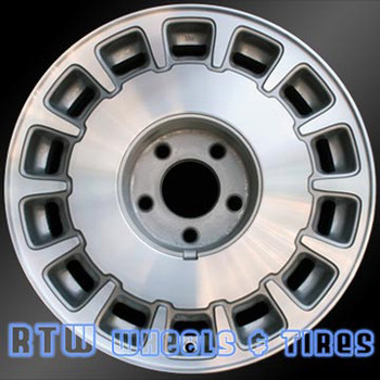 16 inch Cadillac Deville  OEM wheels 4525 part# 9593086