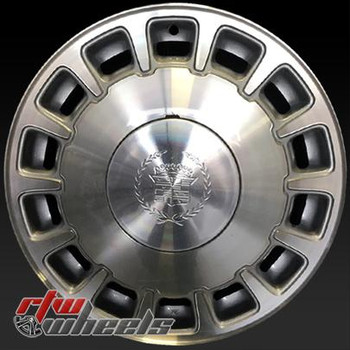 16 inch Cadillac Deville  OEM wheels 4525 part# 09593086