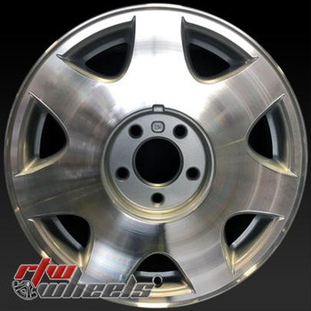 16 inch Cadillac Seville  OEM wheels 4536 part# 9592714