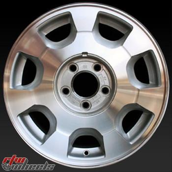 16 inch Cadillac Deville  OEM wheels 4559 part# 09593257, 09594230