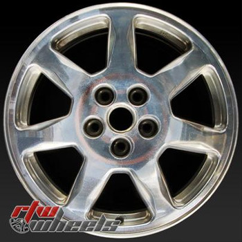 17 inch Cadillac Seville  OEM wheels 4564 part# 09593846, 09595503, 09592898, 09592899