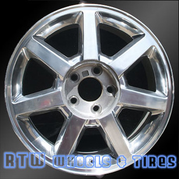 17 inch Cadillac CTS  OEM wheels 4610 part# 09596894